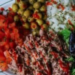 Keto Friendly Sriracha Tuna Salad