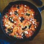 Cheesy Chorizo Casserole
