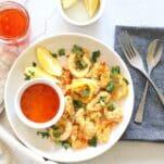 keto fried calamari