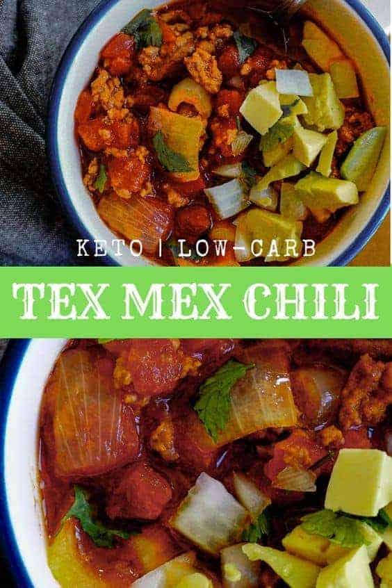 Smoky Tex Mex Chili