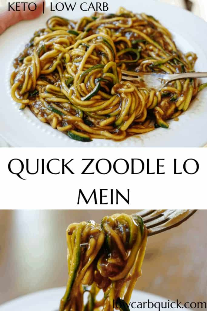 zoodle lo mein