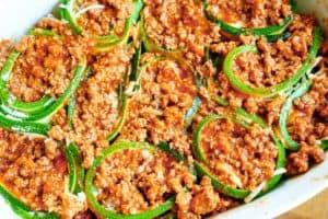 zucchini lasagna sauce