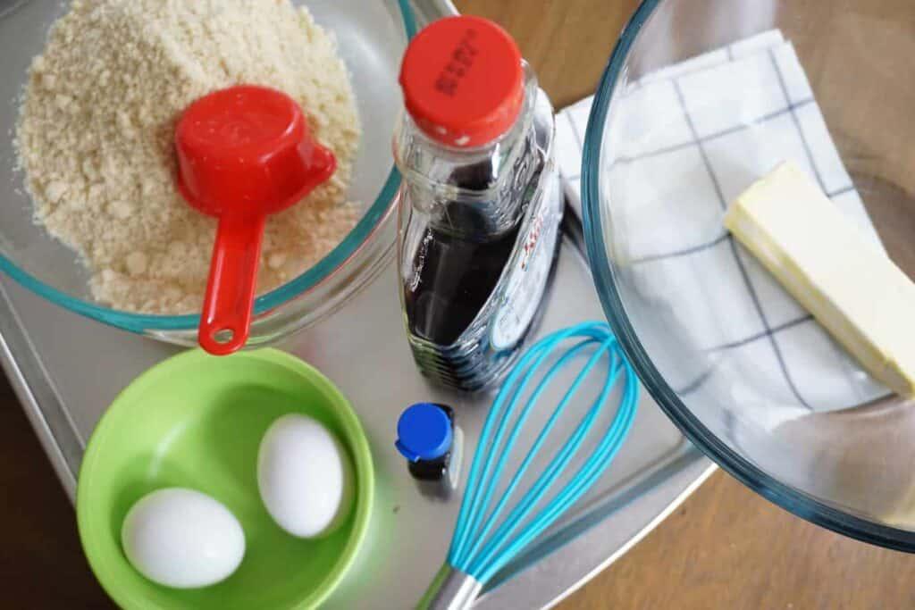 keto vanilla wafer ingredients for banana pudding
