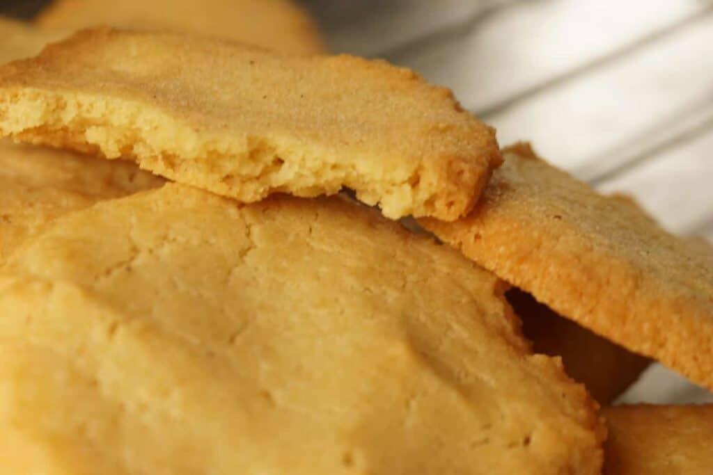 keto vanilla wafer cookies