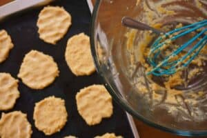 vanilla wafer cookie dough
