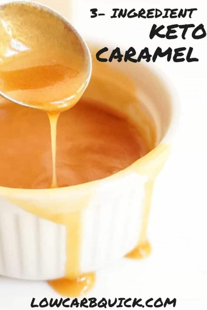 Keto Caramel