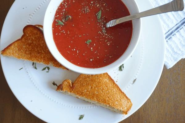 low carb tomato soup