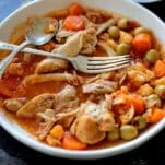 low carb keto chicken stew