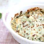 chicken spinach casserole