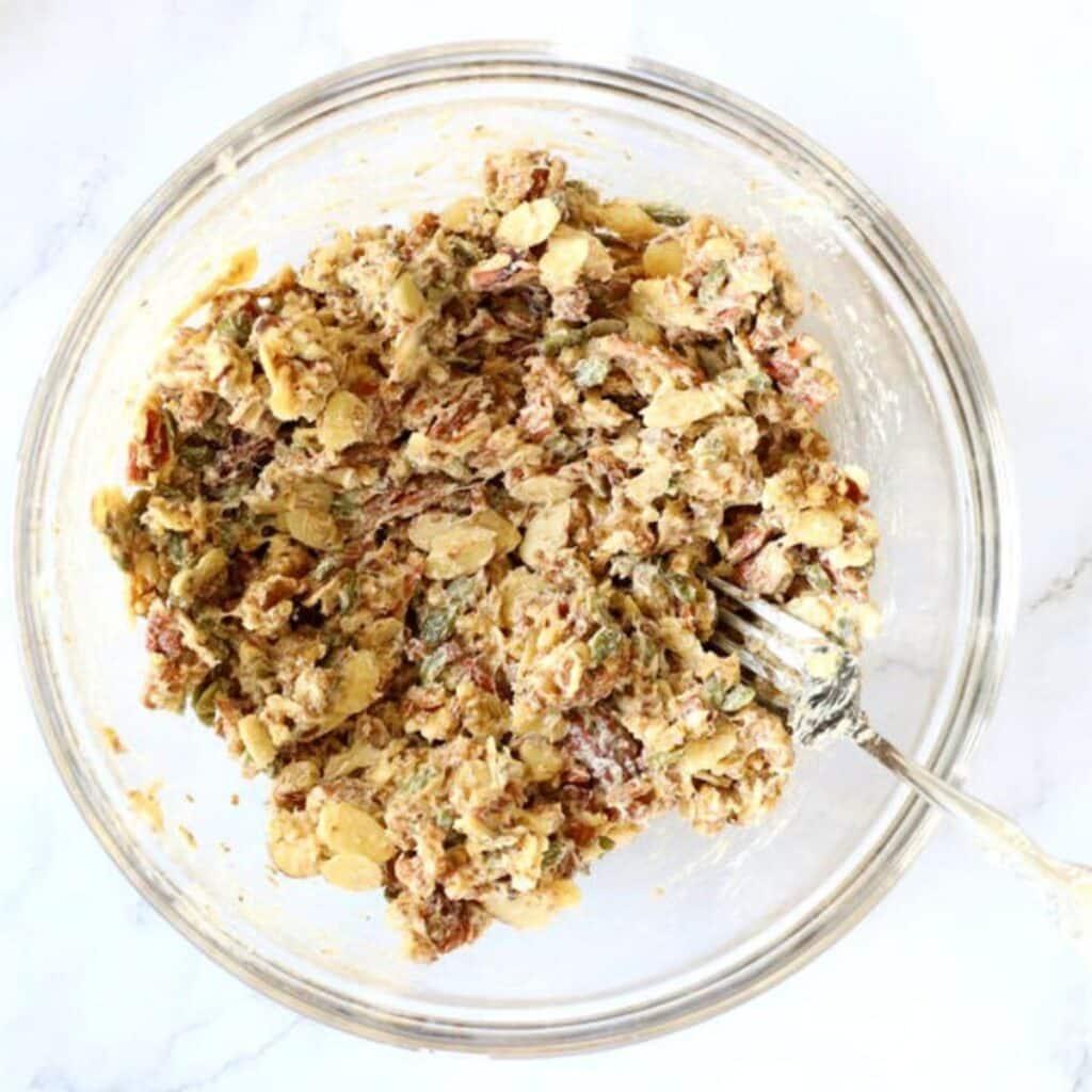 mixed granola