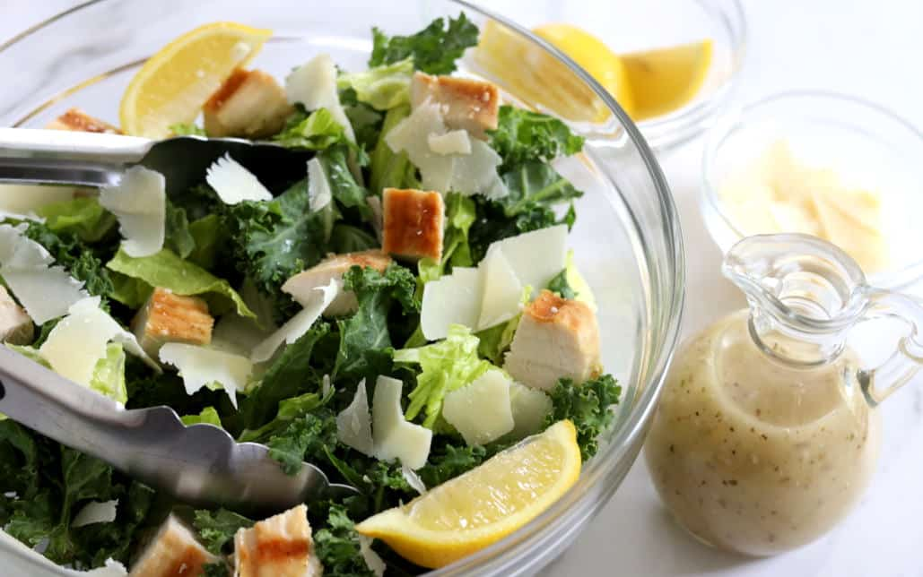chick fil a copycat salad