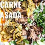 Instant Pot Carne Asada