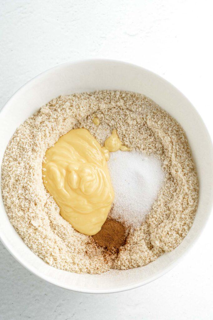 granulated crust ingredients