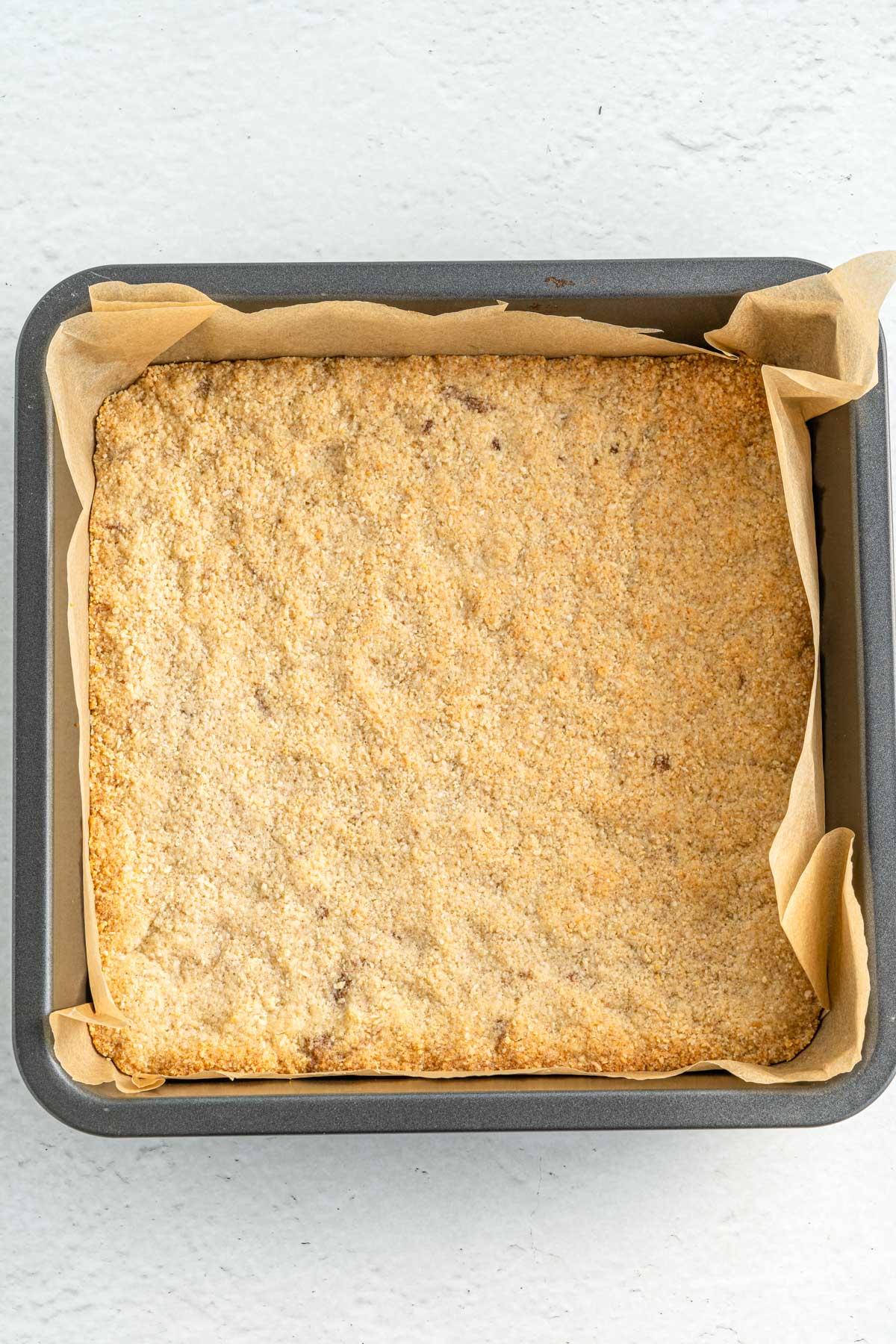 crust for cheesecake